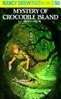 Nancy Drew: The Mystery of Crocodile Island 55 by Carolyn Keene (1978, Hardcover)