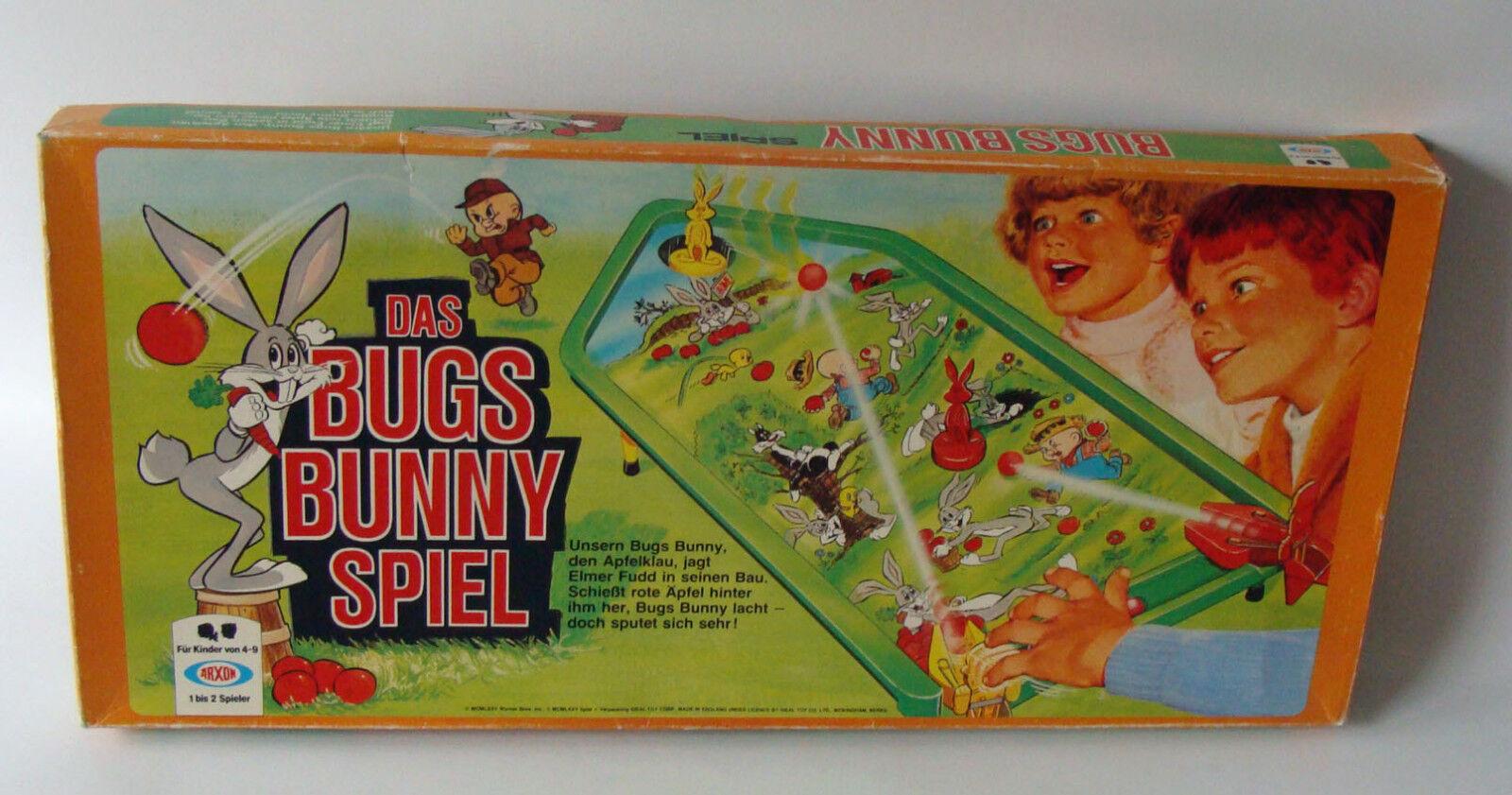 ARXON 2135-2d - il gioco Bugs Bunny 4-9 ANNI-NUOVO