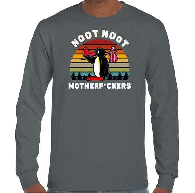 Funny Noot Noot Motherf*cker Tshirt Unisex Parody2 Cartoon