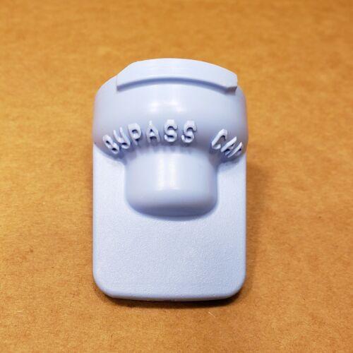 Genuine Original Equipment Manufacturer Whirlpool Filtre Bypass bouchon WP12664501 Bouchons everydrop Filtre 4 SLOT