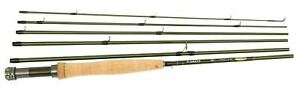 Greys-GR80-Powerlux-Travel-6-Piece-Fly-Fishing-Rod-Single-Hand-All-Models