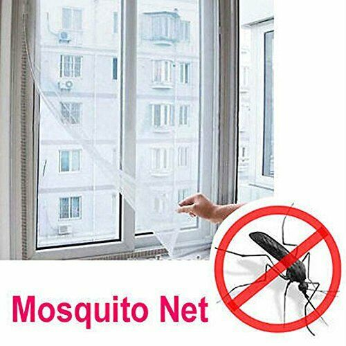 """blanc 48/""""x50ft nylon Shatex Roll anti-moustiques Fenêtre écran Mesh"""
