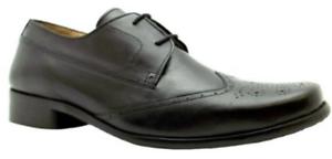 Petasil Topper Niños Negro Zapatos Escolares