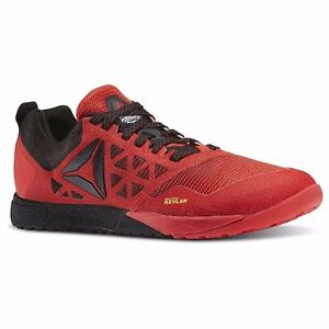 Details about Reebok CrossFit NANO 6.0 Men's Training Shoes AR3298 Red Color