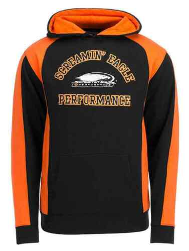Harley-Davidson Men/'s Sceamin/' Eagle Competitor Pullover Hoodie