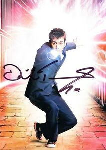 David Tennant Signed 10th Doctor BBC Official Doctor Who Promo Autograph Card - <span itemprop=availableAtOrFrom>West Sussex, United Kingdom</span> - David Tennant Signed 10th Doctor BBC Official Doctor Who Promo Autograph Card - West Sussex, United Kingdom