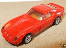 MICRO MINI EXACTS MONOGRAM HO 1/87 FERRARI 62 250 GTO 1962 ROUGE