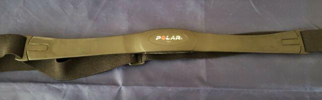 Polar T31 Coded Heart Rate Transmitter Medium Chest Strap For Sale Online Ebay