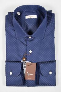 Moder Cotone Camicia Nuova Autunno Fit Inverno Ingram Collezione Pois Fantasia A 4wqxSq