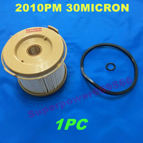 1pc Fuel oil water separator element Filter replacement for Racor 500FG 2010PM