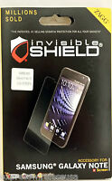 Zagg Invisibleshield For Samsung Galaxy Note 1 - Buy One Get One Free