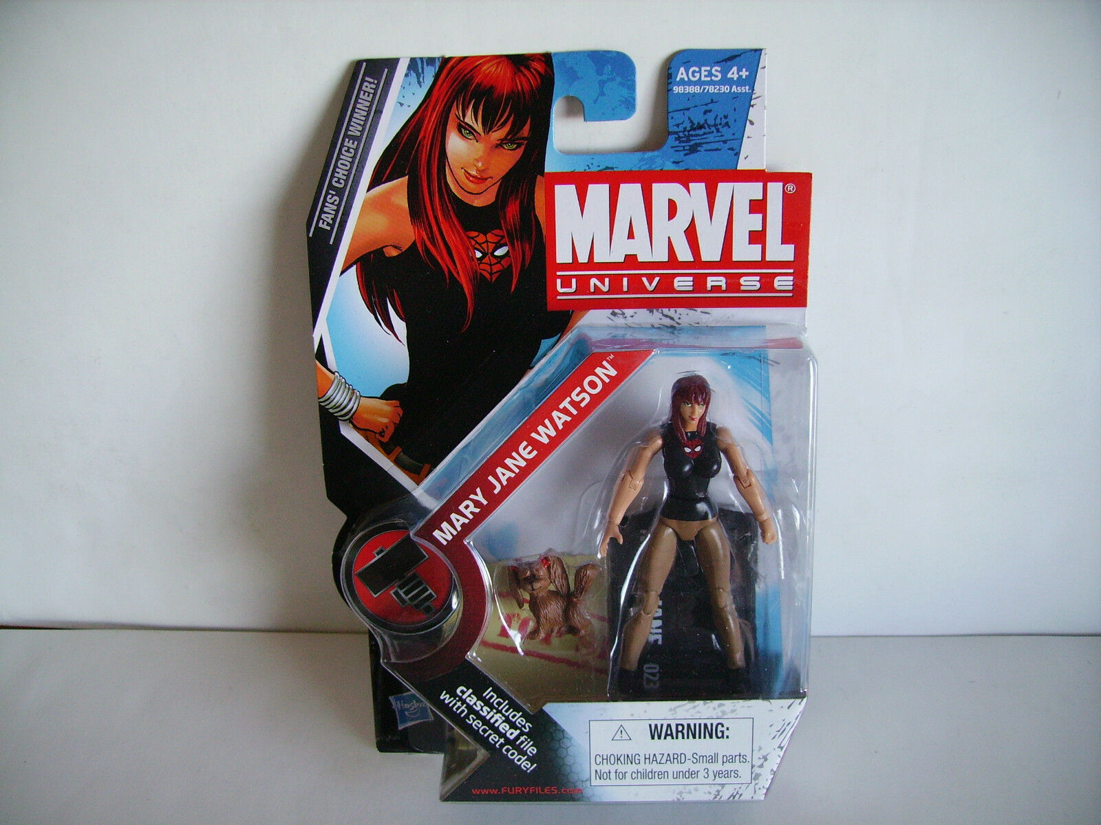 Marvel Universe Mary Jane Watson, Spider-man 4