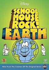 Buena Vista School House Rock-earth [dvd] (disd58103d)