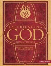 Experiencing God: Experiencing God - Youth Edition Leader Guide by Claude V. King and Henry T. Blackaby (2005, Paperback)