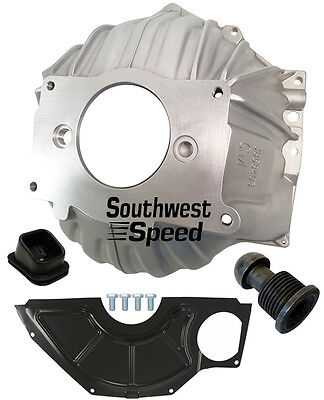 """NEW SWS BELLHOUSING,INSPECTION COVER,CLUTCH FORK BOOT,BALL,GM,10.5/"""",3858403,OEM"""
