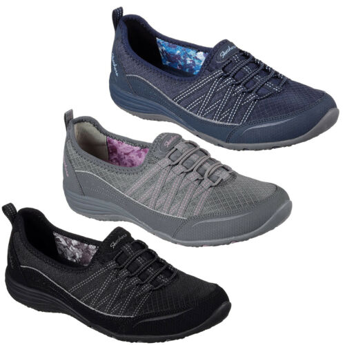 Skechers Unity Bailarinas Shoes Go Memoria Elástica de yoga Mujer Big Espuma rRwrdaAx