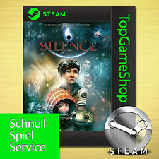 ⭐️ Silence - PC | MAC | LINUX - STEAM Download Key Code [Blitzversand] ⭐️