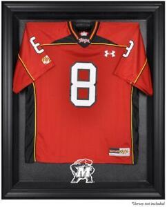 Maryland Terrapins Black Framed Logo Jersey Display Case - Fanatics Authentic