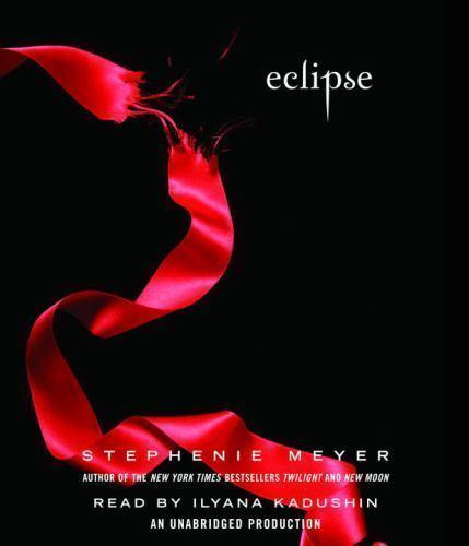 Eclipse by Stephenie Meyer (2007, Compact Disc, Unabridged edition)