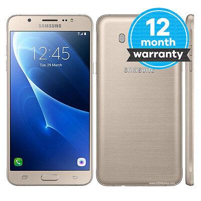 Samsung Galaxy J5 2016 - 16GB - Gold (Unlocked) Smartphone Pristine (A)