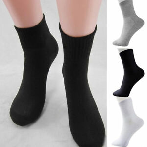 Practice-5-Pairs-Men-039-s-Socks-Winter-Thermal-Casual-Soft-Cotton-Sport-Sock-Gift