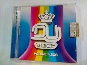 CD-DJ-VOICE-VOLUME-1-2008-FMA-EDIZIONI-MUSICALI-E-DISCOGRAFICHE