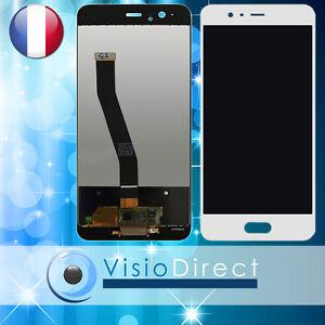 Ecran complet pour Huawei P10 blanc vitre tactile + ecran LCD   eBay 679ccc688805