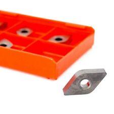 HERTEL Carbide Turning Inserts DNMA 432 HC310T 10 Pcs