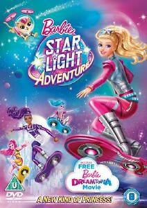 BARBIE-STAR-LIGHT-ADVENTURE-DVD-Region-2