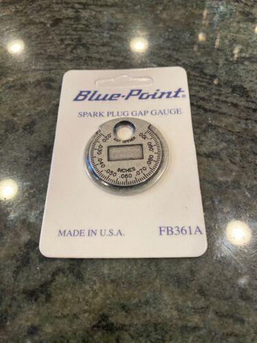 New Sealed Blue Point-™️ Spark Plug Gap Gauge FB361A