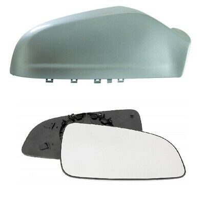 Vauxhall Astra MK5 2009-2013 Aile Coque Rétroviseur /& Lower Cover Star Silver LHS