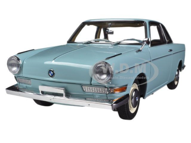 BMW 700 SPORT COUPE CERAMIC CERAMIC CERAMIC blu 1/18 DIECAST CAR MODEL BY AUTOART 70653 112ed1