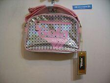 Redford Piccola 3d Hologram Pink Mini Silver Gola Rosa Cuc014 Borsa Argento qWtnTxR6Z