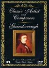 Classic Artist and Composers Gainsborough 5060005700652 DVD Region 2
