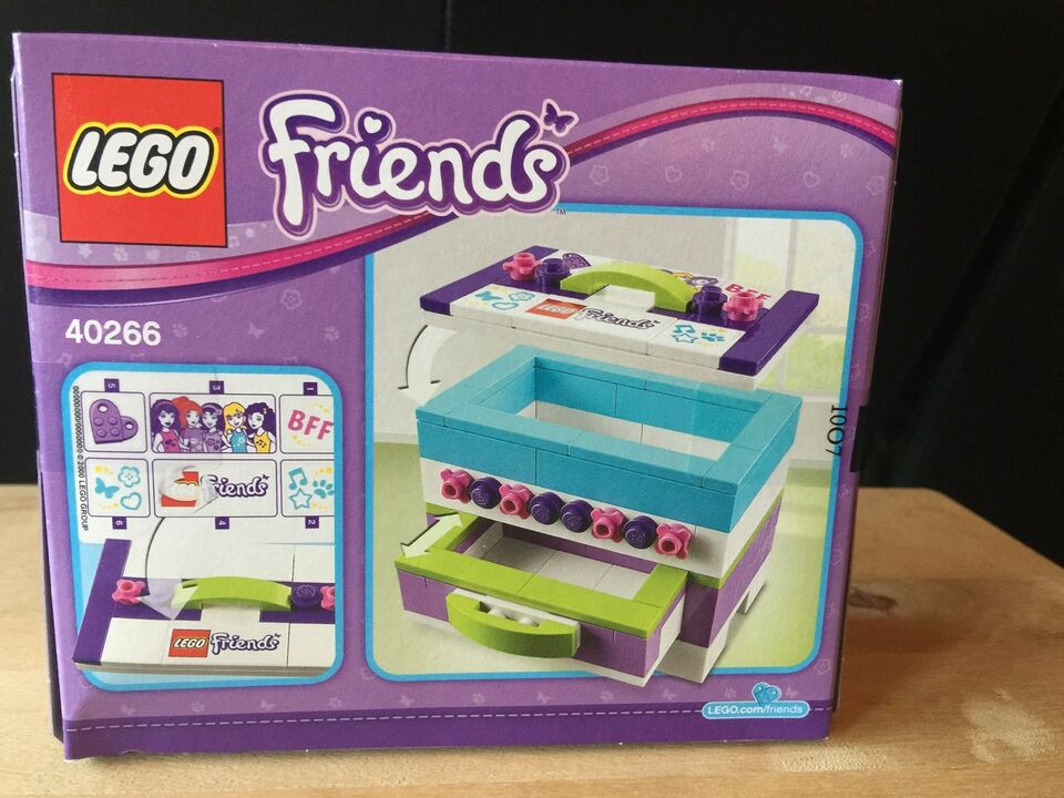Lego Friends, 40266