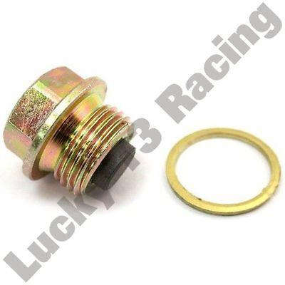 Magnetic Oil Drain Sump Plug JMP Aprilia RSV 1000 1998 to 2003