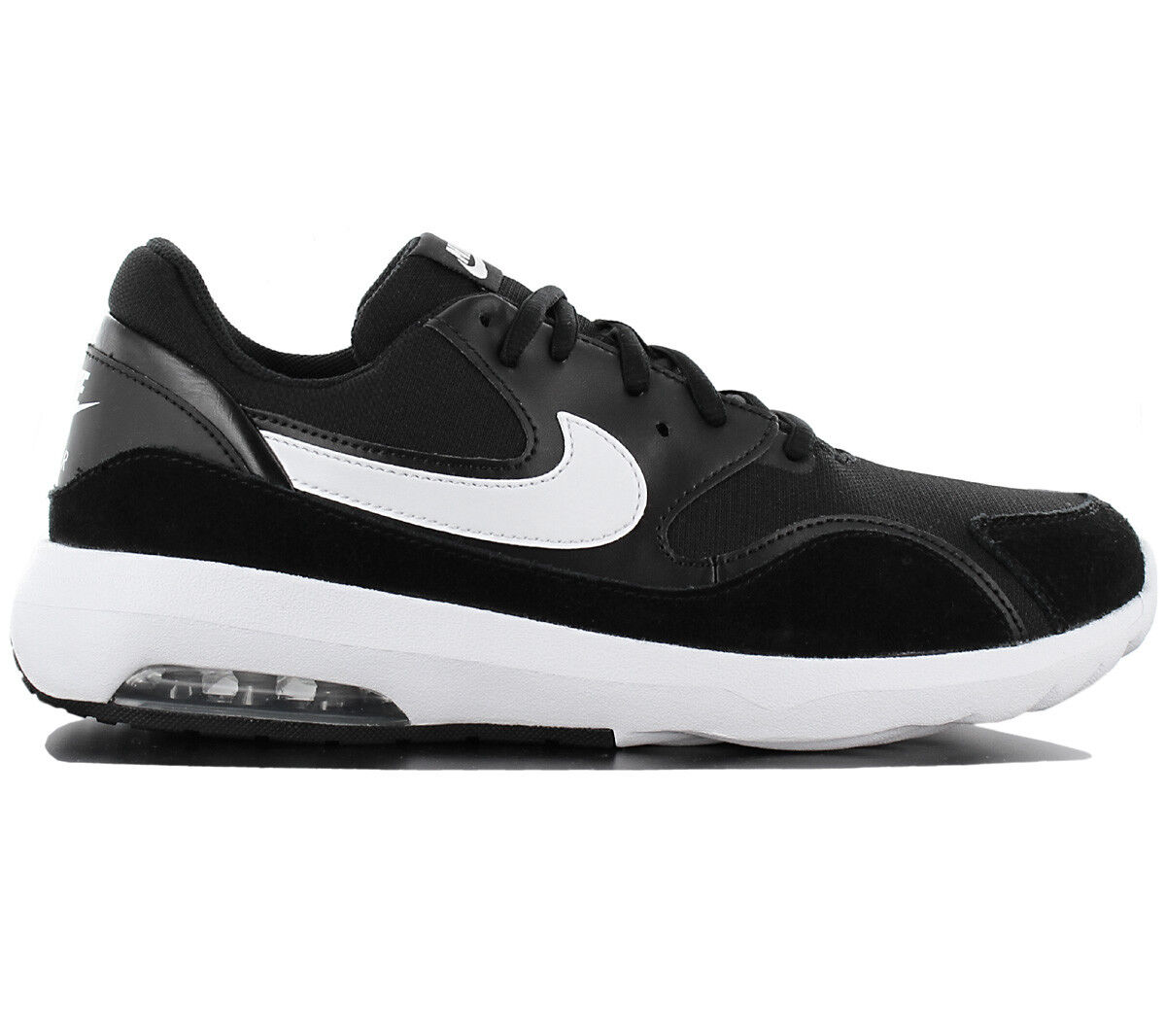 Nike Air Max Nostalgic Men's Sneakers shoes Black Classic 916781-002 New