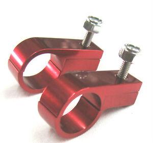 BILLET SPEC 65410 3//8 Line Clamps 4 Pack