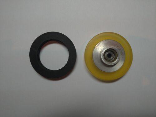 Polyurethane tire for idler EMT 927 930