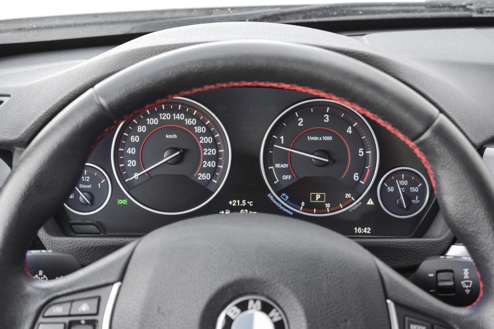 BMW 320d 2,0 Touring Sport Line xDrive aut. - billede 9