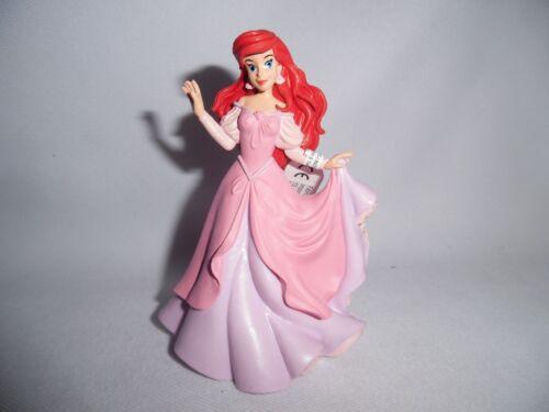 Bullyland Disney Figurine La Petite Sirène Ariel robe rose