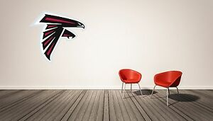 Wall Decal Sport Logo Nfl Vinyl