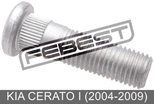 2004-2009 Wheel Stud For Kia Cerato I