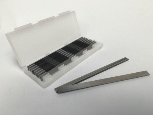 DW677,DW680K,D26500K,D26501K 10 X 82mm Hartmetall-Hobelmesser zu Passen Dewalt