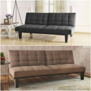 Image Is Loading Futon Memory Foam Sleeper Sofa Bed Loveseat Couch