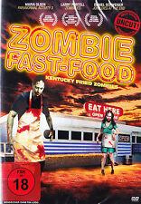 Zombies Hate Fast Food Damen T-Shirt Fun Shirt Spruch Zombie Horror lustig Neu