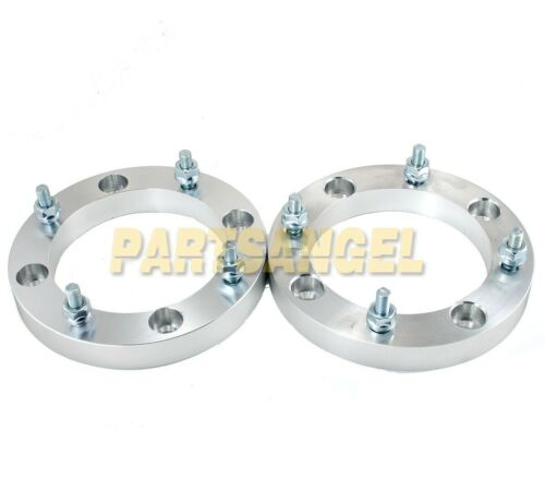 """4x4 2 4x101.6mm to 4x156 Wheel Adapters Spacers 1/"""" Thick for Polaris Kawasak"""