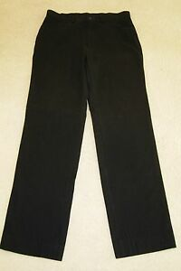 F-amp-F-BLACK-FINE-TEXTURED-TROUSERS-JEANS-30W-33L-FREE-P-amp-P-SAME-DAY-POST