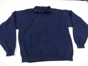 Used Flaws Patagonia Womens USA Made Blue Thick Cotton Winter ...