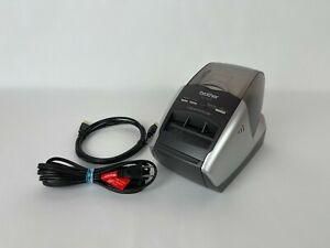 Brother QL-570 Professional High Res Thermal Label Printer Bundle Cord & Labels